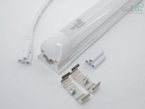 Ưu điểm nổi trội đèn led tube T8 liền máng 1.2m 20w | Biglai